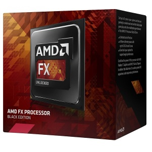 AMD FX Black Edition NEW BOX
