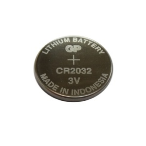 BATERIJA Gumb CR2032 indo
