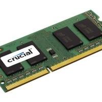 DDR3 Crucial SO-DIMM