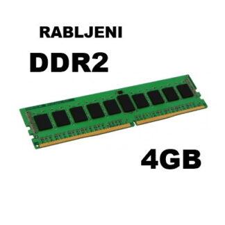 DDR2 4GB - ECC - rabljeni