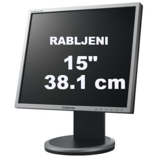 "Rabljeni LCD 38.1 CM (15"")"
