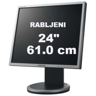 "Rabljeni LCD 61.0 CM (24"")"
