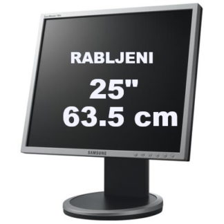 "Rabljeni LCD 63.5 CM (25"")"