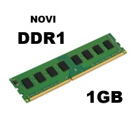 DDR1 do 1GB - novi