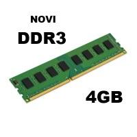DDR3 4GB - novi
