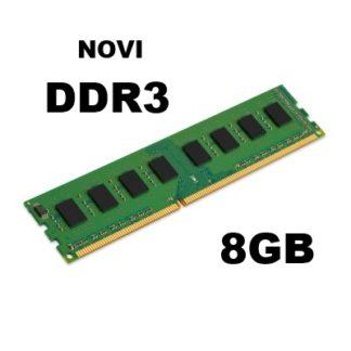 DDR3 8GB - novi