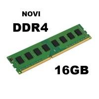 DDR4 16GB - novi