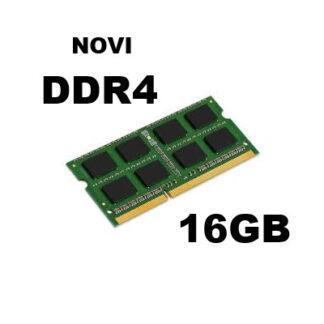 DDR4 16GB - SODIMM - novi