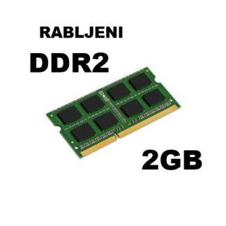 DDR2 2GB - SODIMM - rabljeni